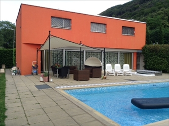 Villa in vendita a Lugano (Svizzera)  Centro