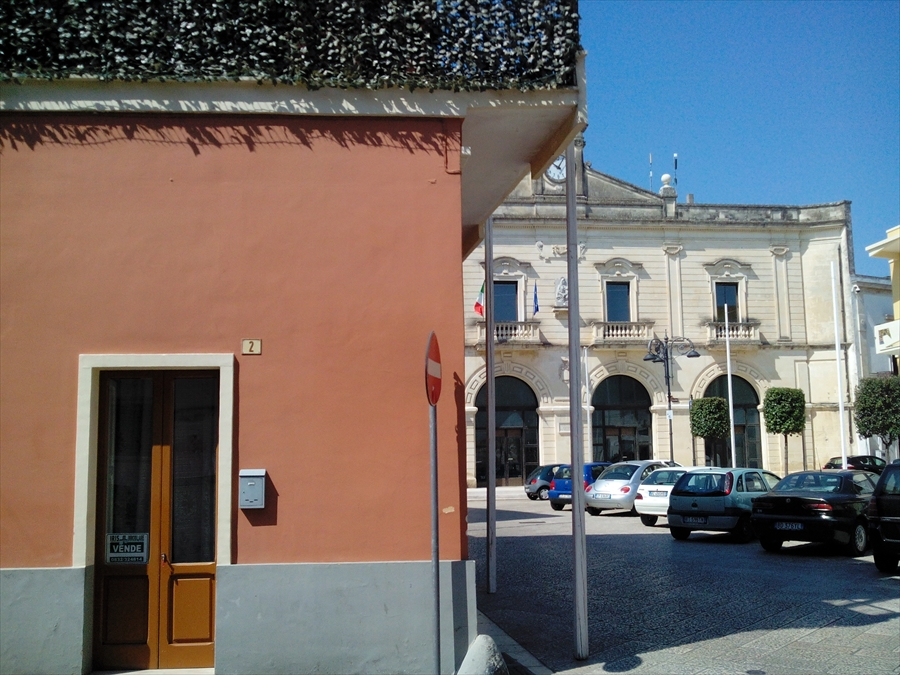 Soluzione Indipendente in vendita a San Pietro in Lama, 4 locali, prezzo € 50.000 | Cambio Casa.it