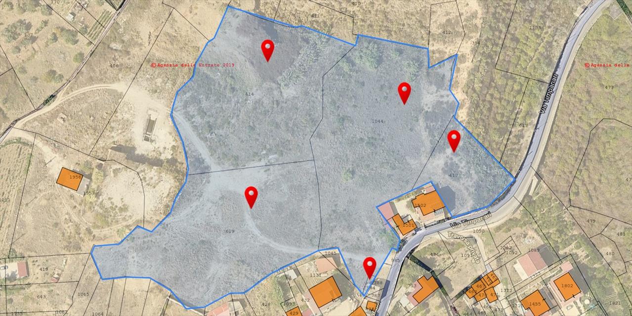 Terreno Edificabile Residenziale in vendita a Campo Calabro, 9999 locali, prezzo € 650.000   CambioCasa.it