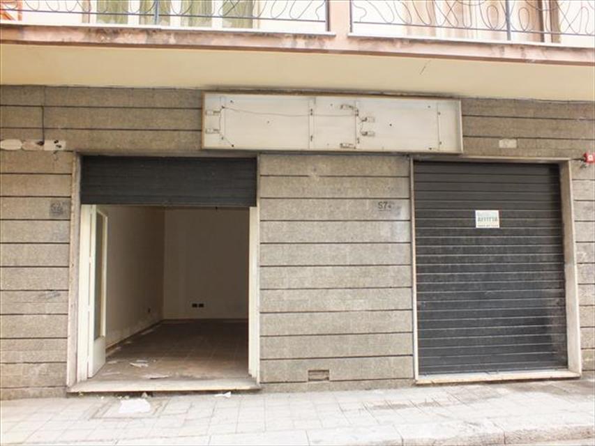 Affitto Negozio Reggio di Calabria