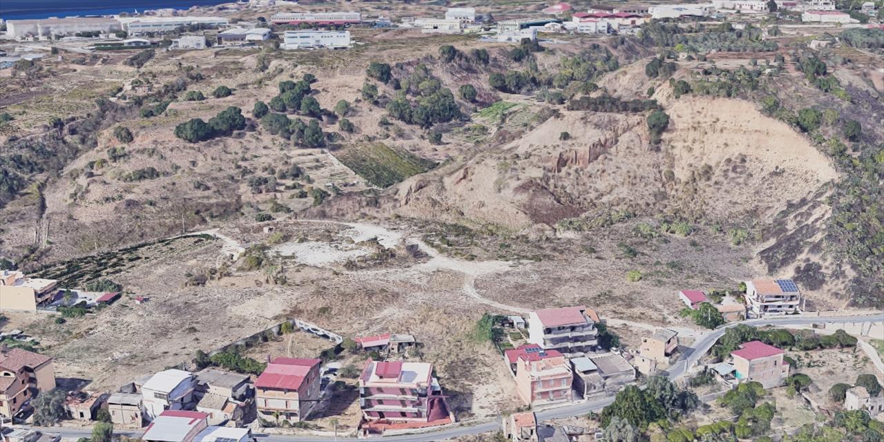 Vendita Terreno Residenziale Campo Calabro
