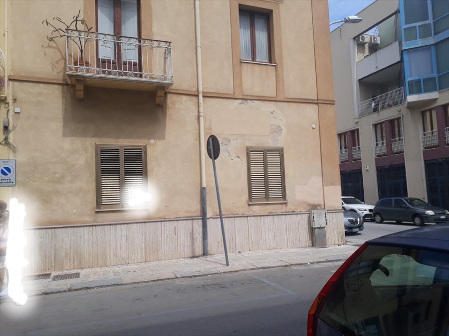 vendita appartamento trapani   55000 euro  3 locali  55 mq