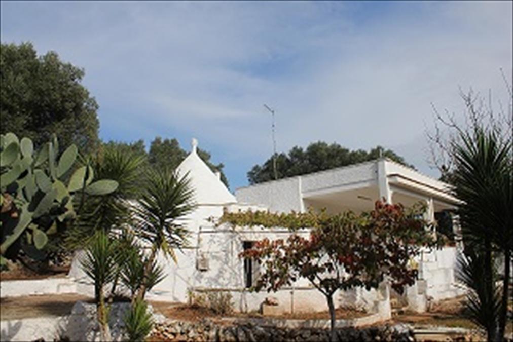 Soluzione Indipendente in vendita a San Michele Salentino, 2 locali, prezzo € 120.000 | Cambio Casa.it