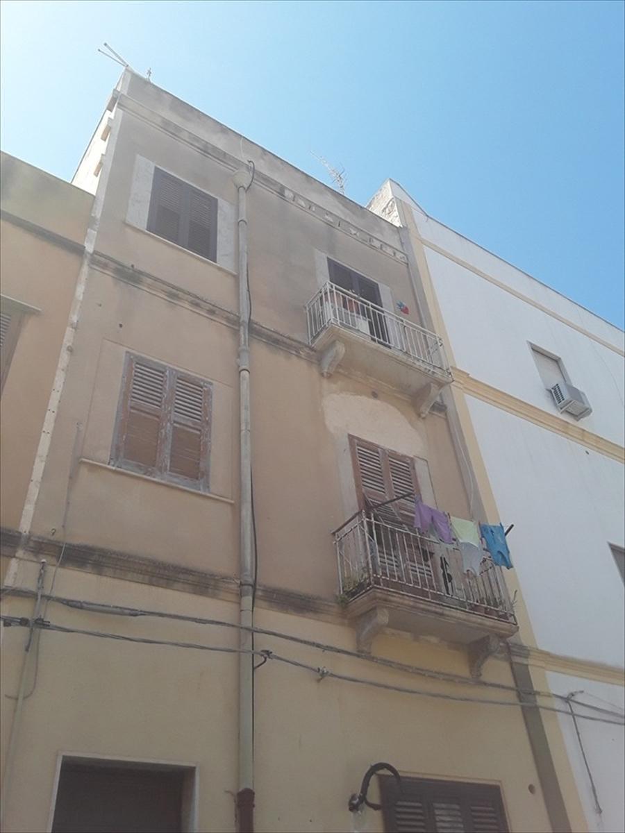 vendita appartamento trapani   90000 euro  4 locali  160 mq