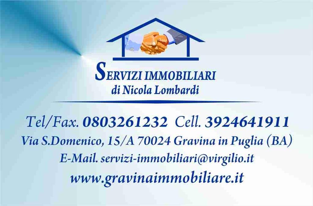 Negozio / Locale in affitto a Gravina in Puglia, 5 locali, prezzo € 300 | CambioCasa.it