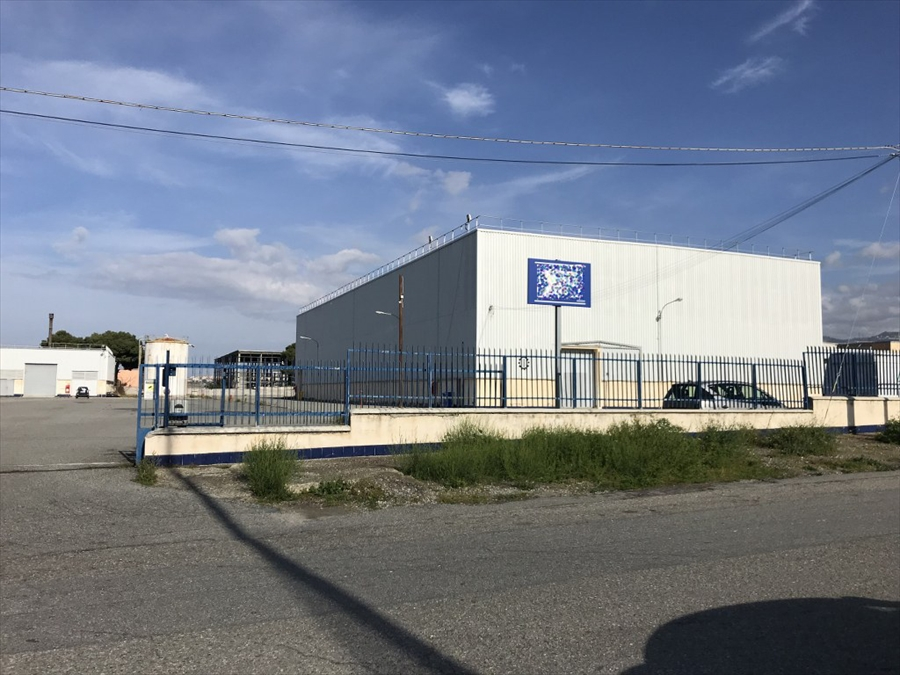 Affitto Capannone Industriale Reggio di Calabria