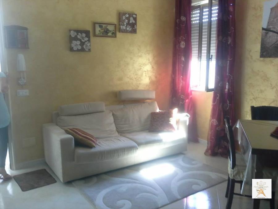 Appartamento in vendita a Trapani, 2 locali, prezzo € 44.000 | Cambio Casa.it