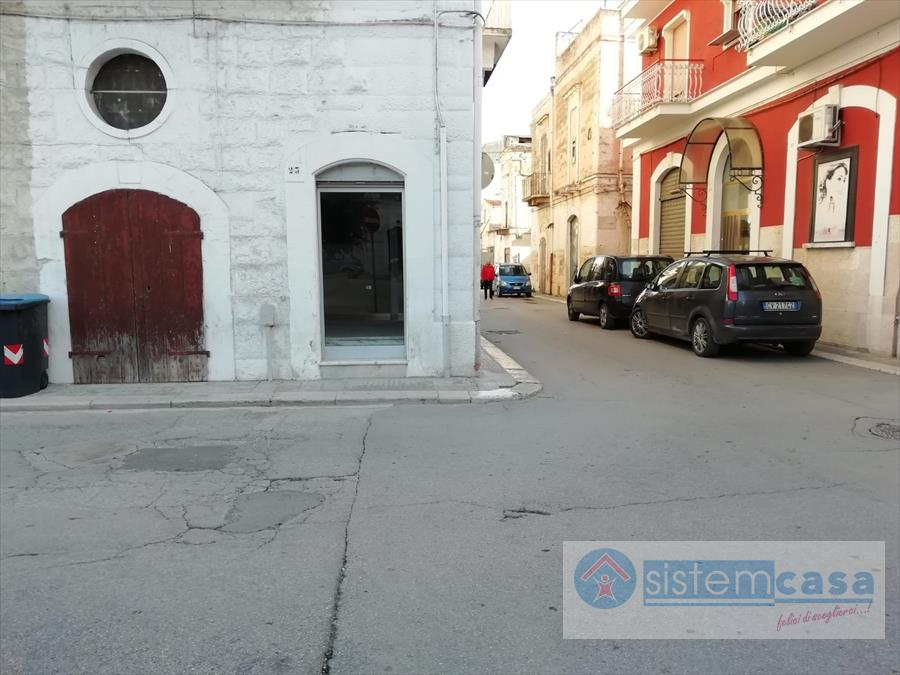 Locale Commerciale Corato A651