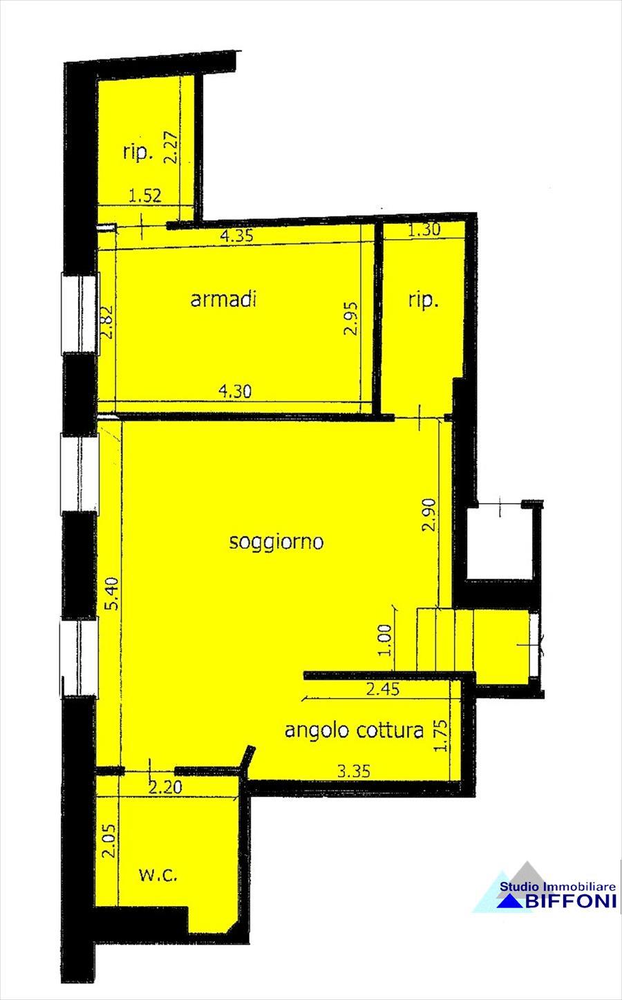 Appartamento Chiavari 166