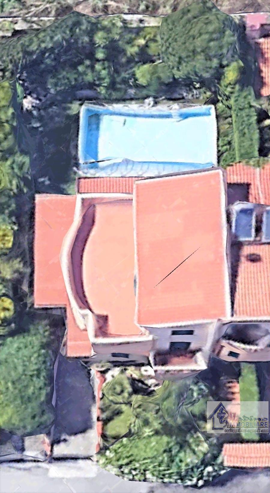 Villa bifamiliare Reggio di Calabria Gp 361