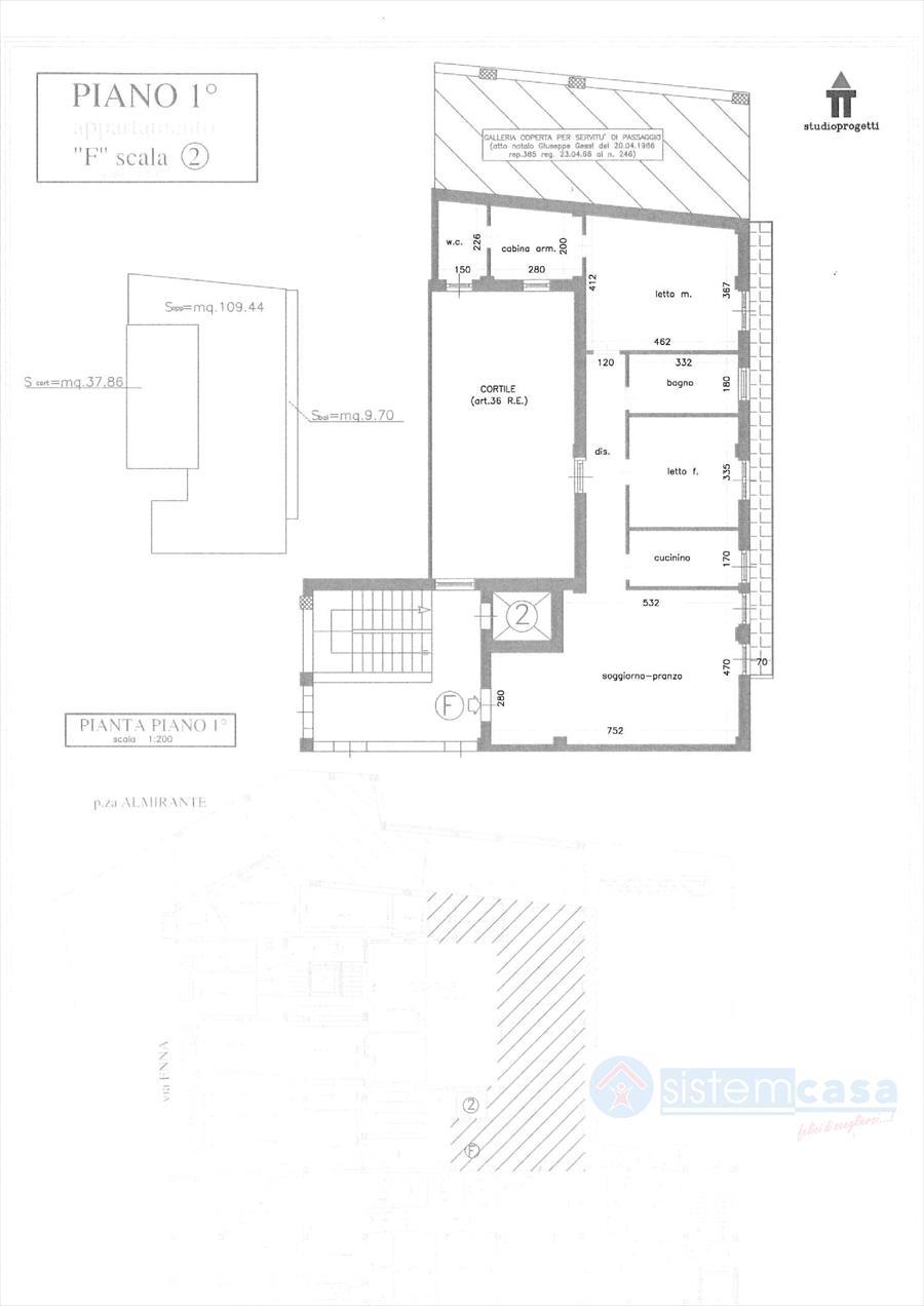 Appartamento Corato R795