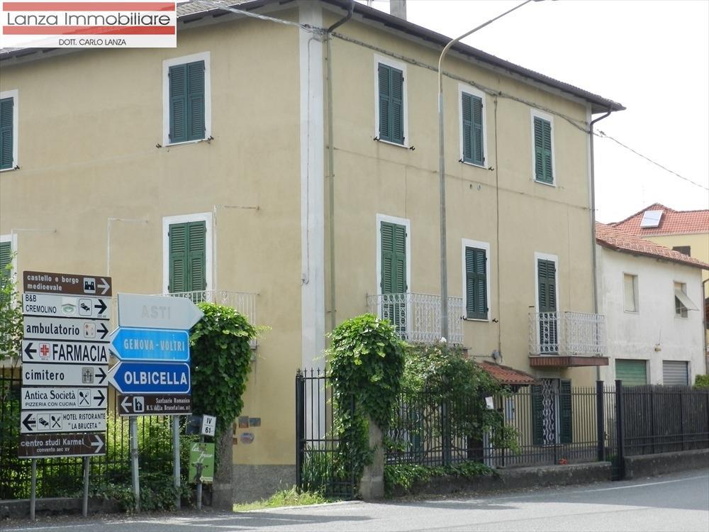 Appartamento in affitto a Cremolino, 2 locali, prezzo € 300 | CambioCasa.it