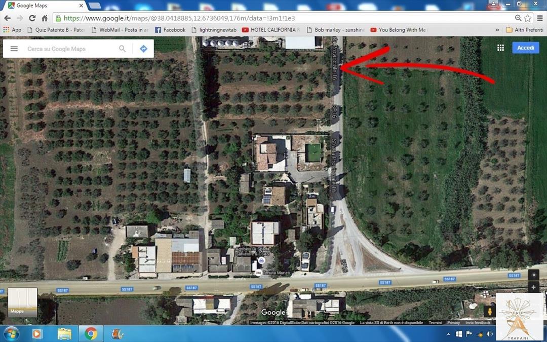 Terreno Edificabile Residenziale in vendita a Custonaci, 9999 locali, prezzo € 45.000 | CambioCasa.it