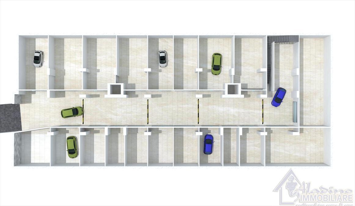Box / Garage in vendita a Reggio Calabria, 1 locali, prezzo € 14.000 | CambioCasa.it