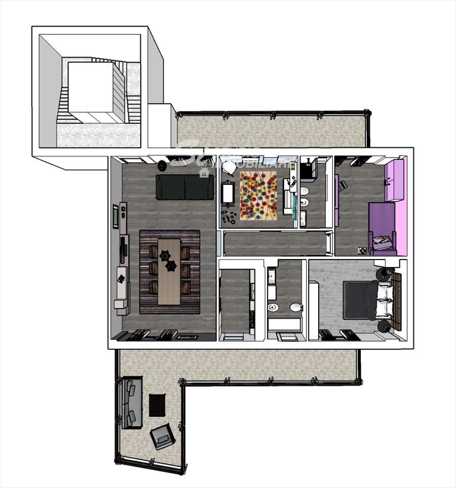 Appartamento in vendita a Ruvo di Puglia, 4 locali, prezzo € 269.000 | CambioCasa.it