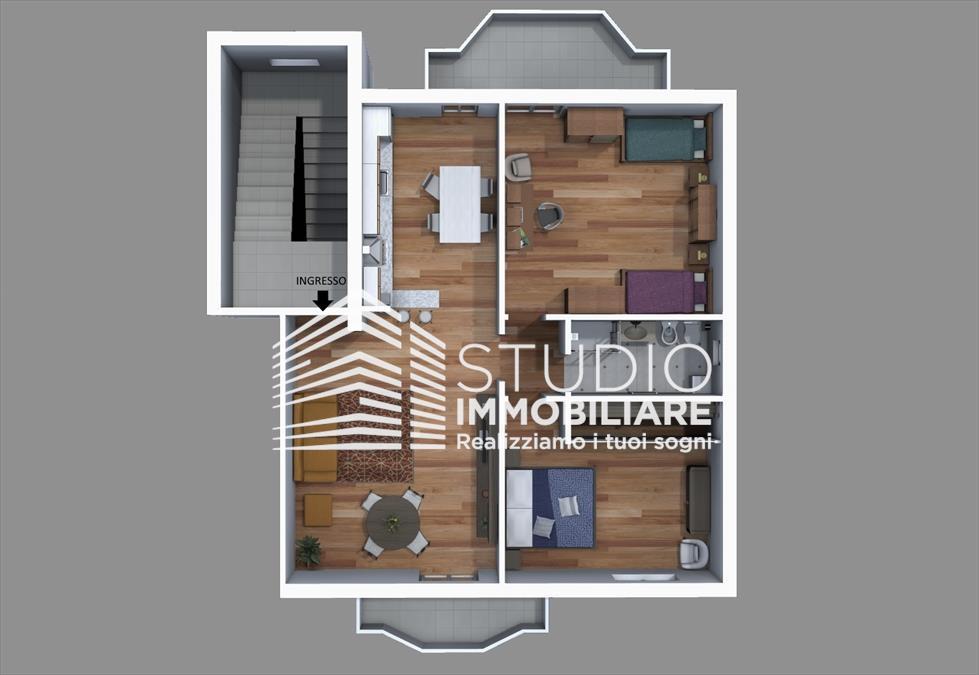 Appartamento in vendita a Ruvo di Puglia, 3 locali, prezzo € 160.000 | CambioCasa.it