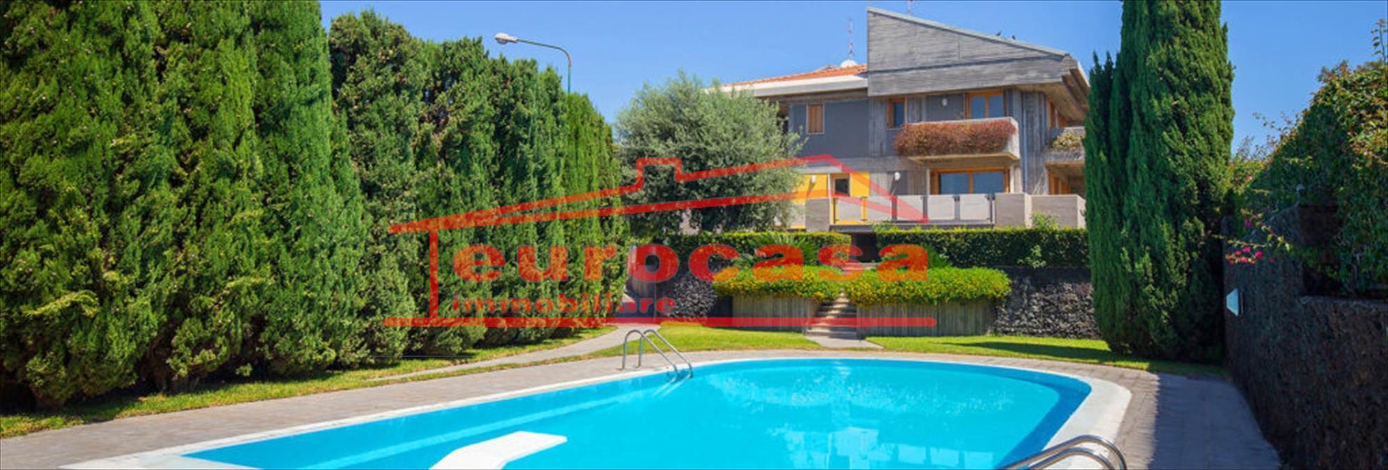 Villa bifamiliare San Gregorio di Catania V3/18