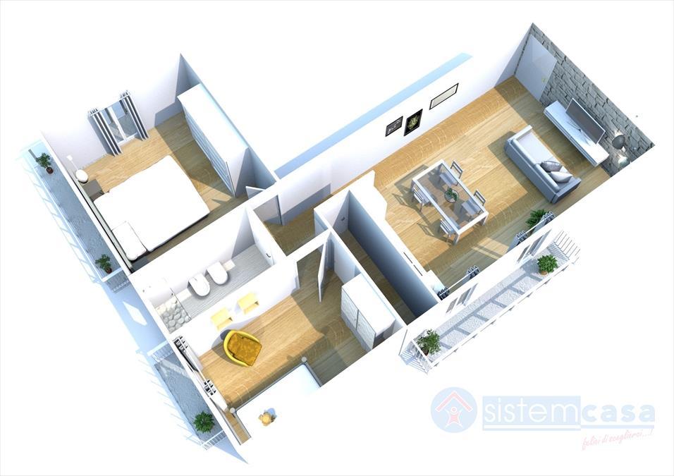 Appartamento Viale E. Fieramosca Corato