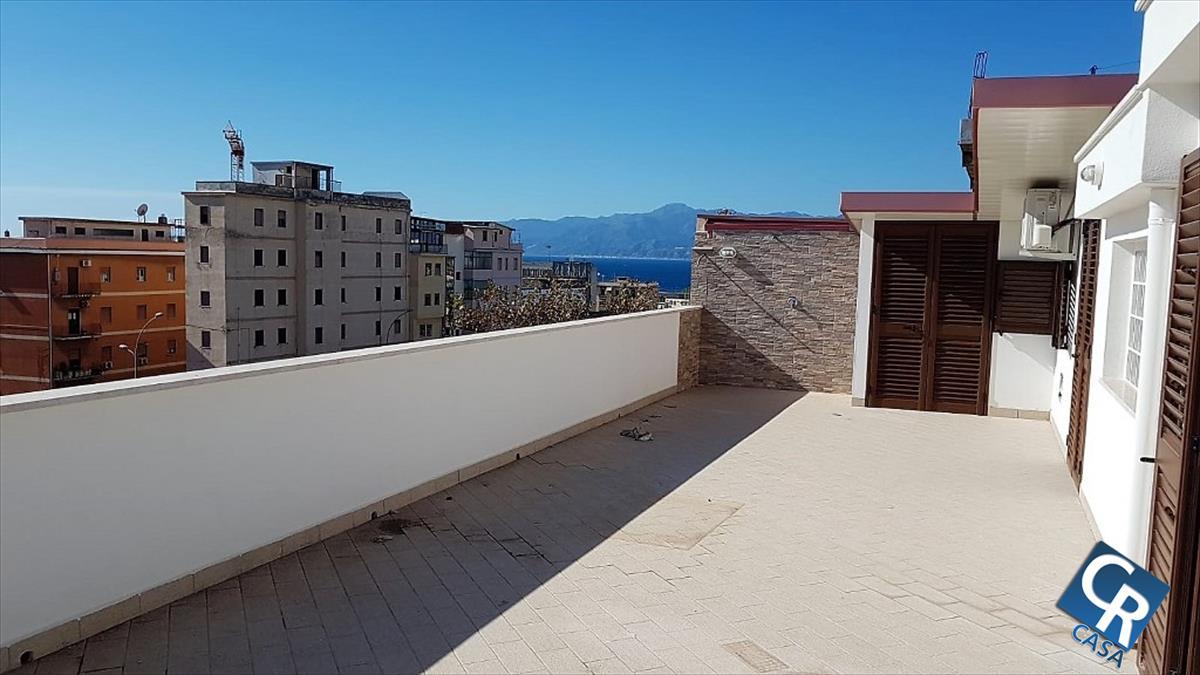 Attico/Mansarda in Vendita Reggio di Calabria