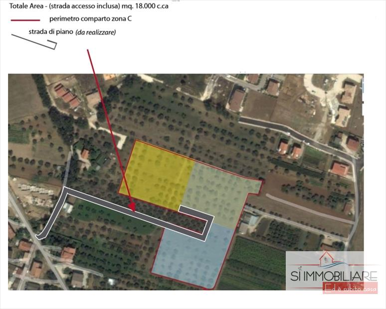Vendita Terreno Residenziale Rosciano