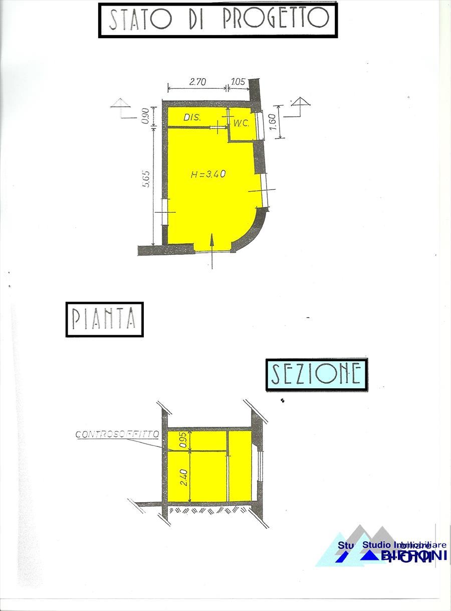 Negozio / Locale in vendita a Lavagna, 2 locali, prezzo € 60.000 | PortaleAgenzieImmobiliari.it