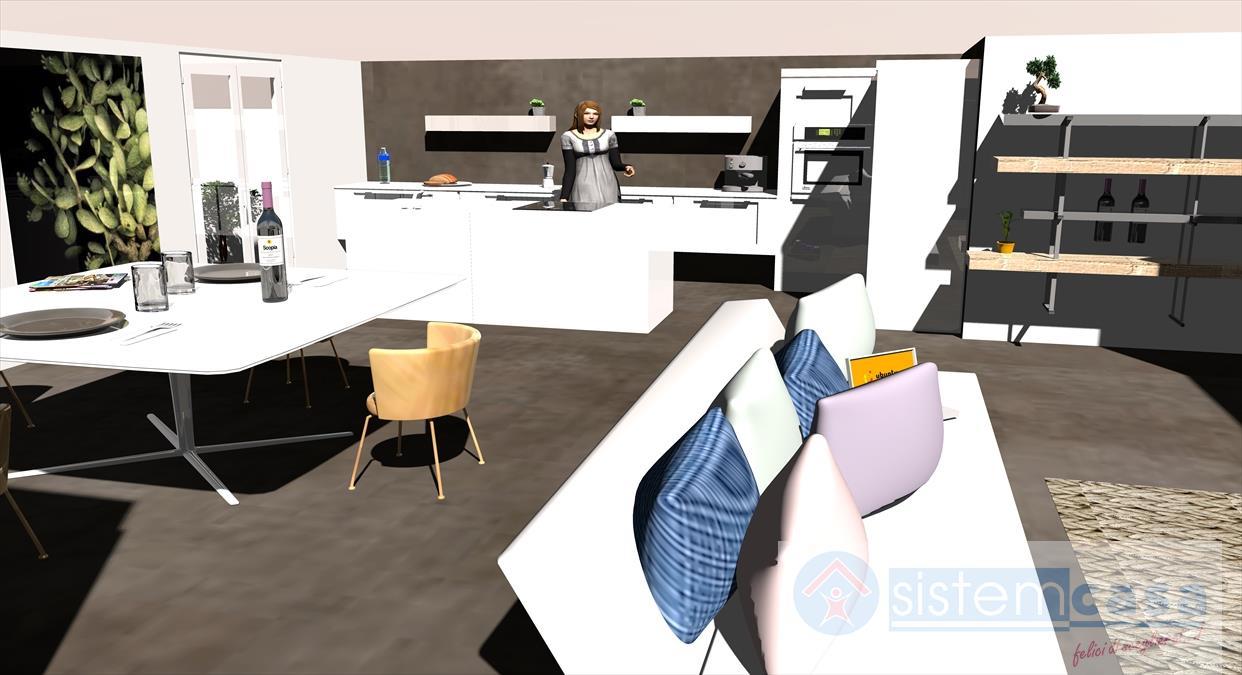 Appartamento in vendita a Corato, 4 locali, prezzo € 139.000 | CambioCasa.it
