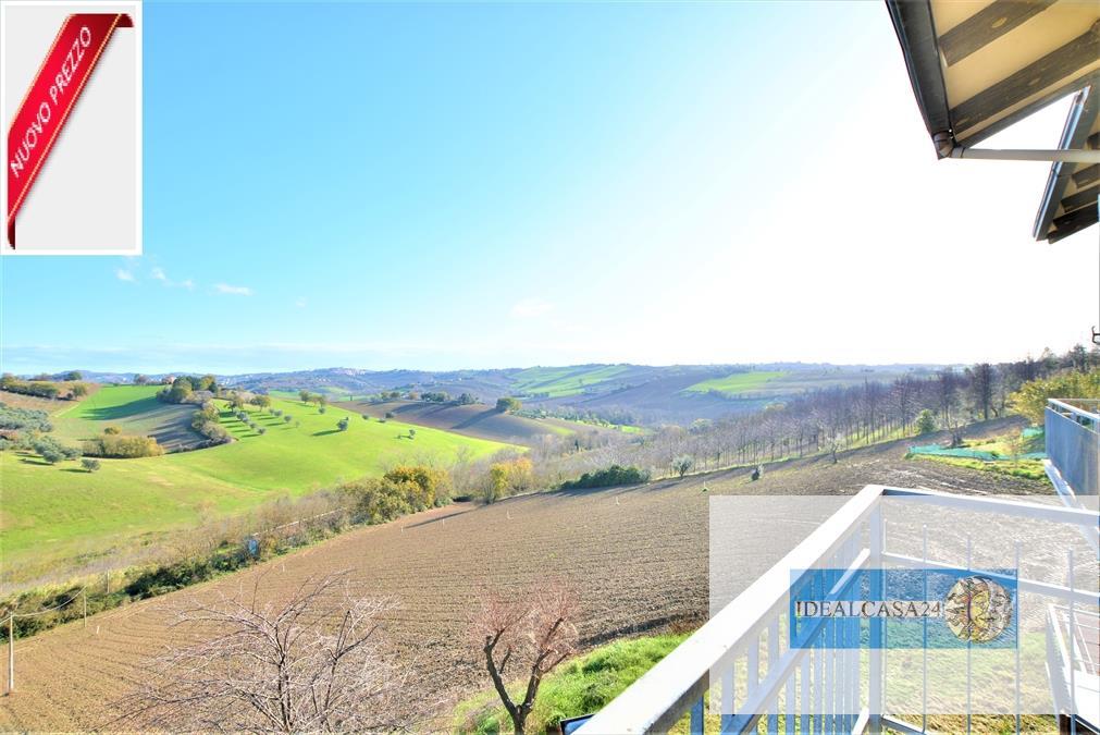 Appartamento in vendita a Corridonia, 5 locali, prezzo € 145.000 | CambioCasa.it