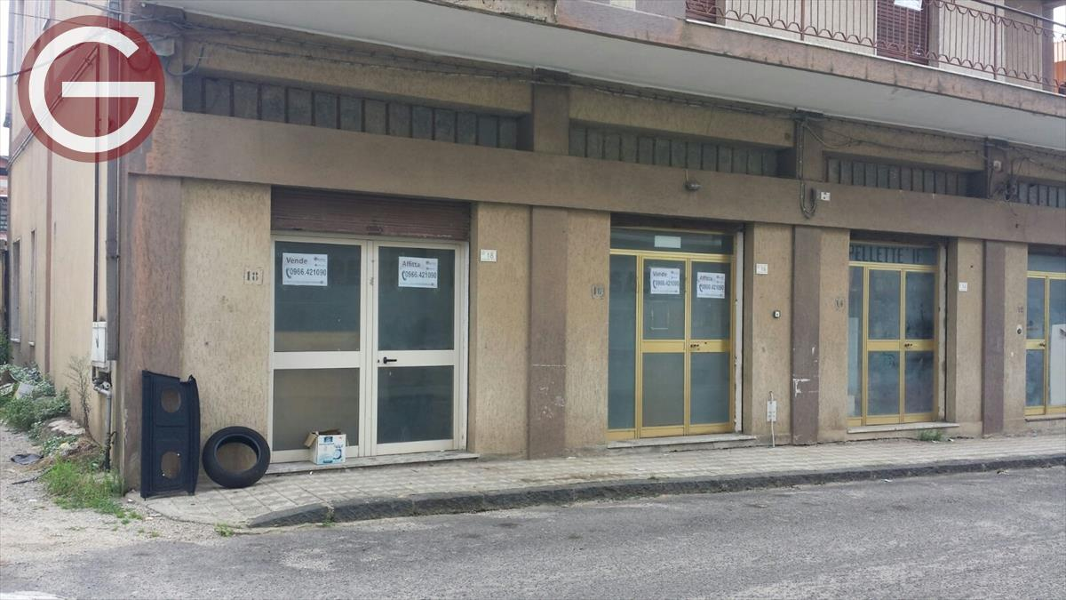 Locale Commerciale in Affitto Taurianova