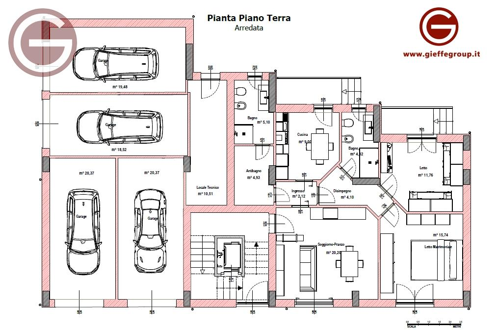 Appartamento Taurianova 662