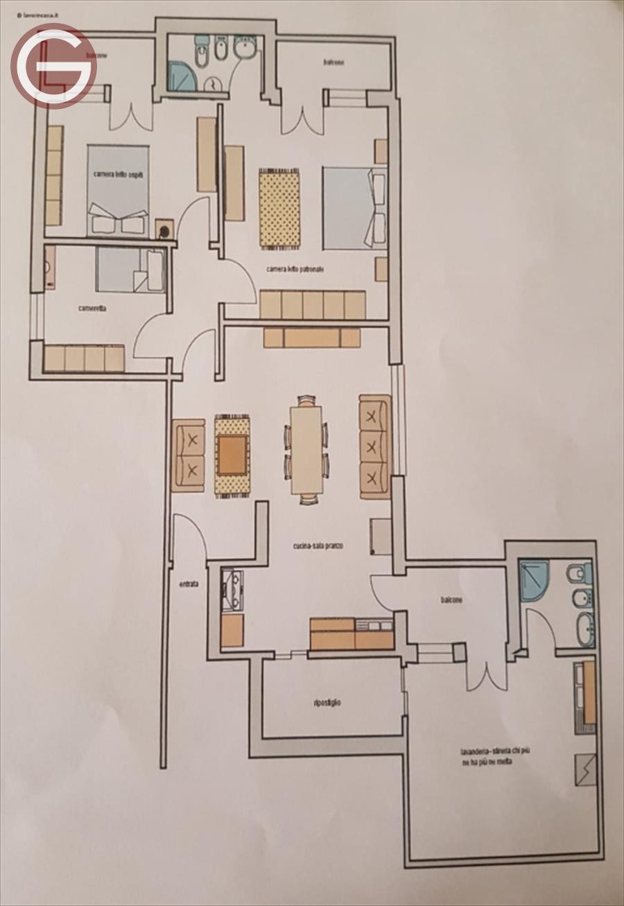 Appartamento Falerna 737
