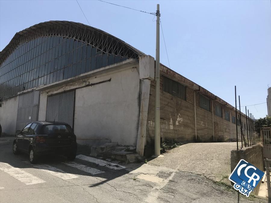 Magazzino in Affitto Reggio di Calabria