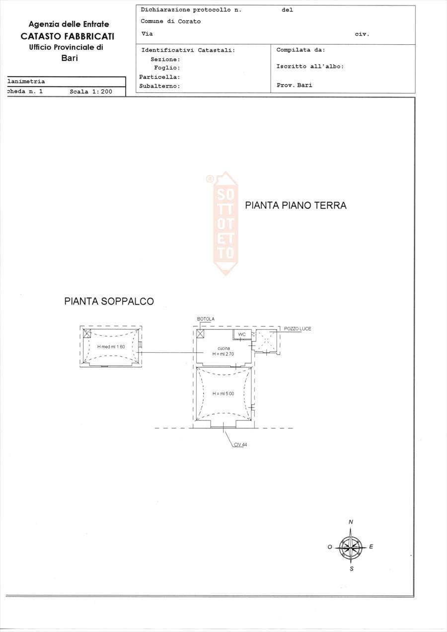 Box / Garage in vendita a Corato, 2 locali, Trattative riservate   CambioCasa.it