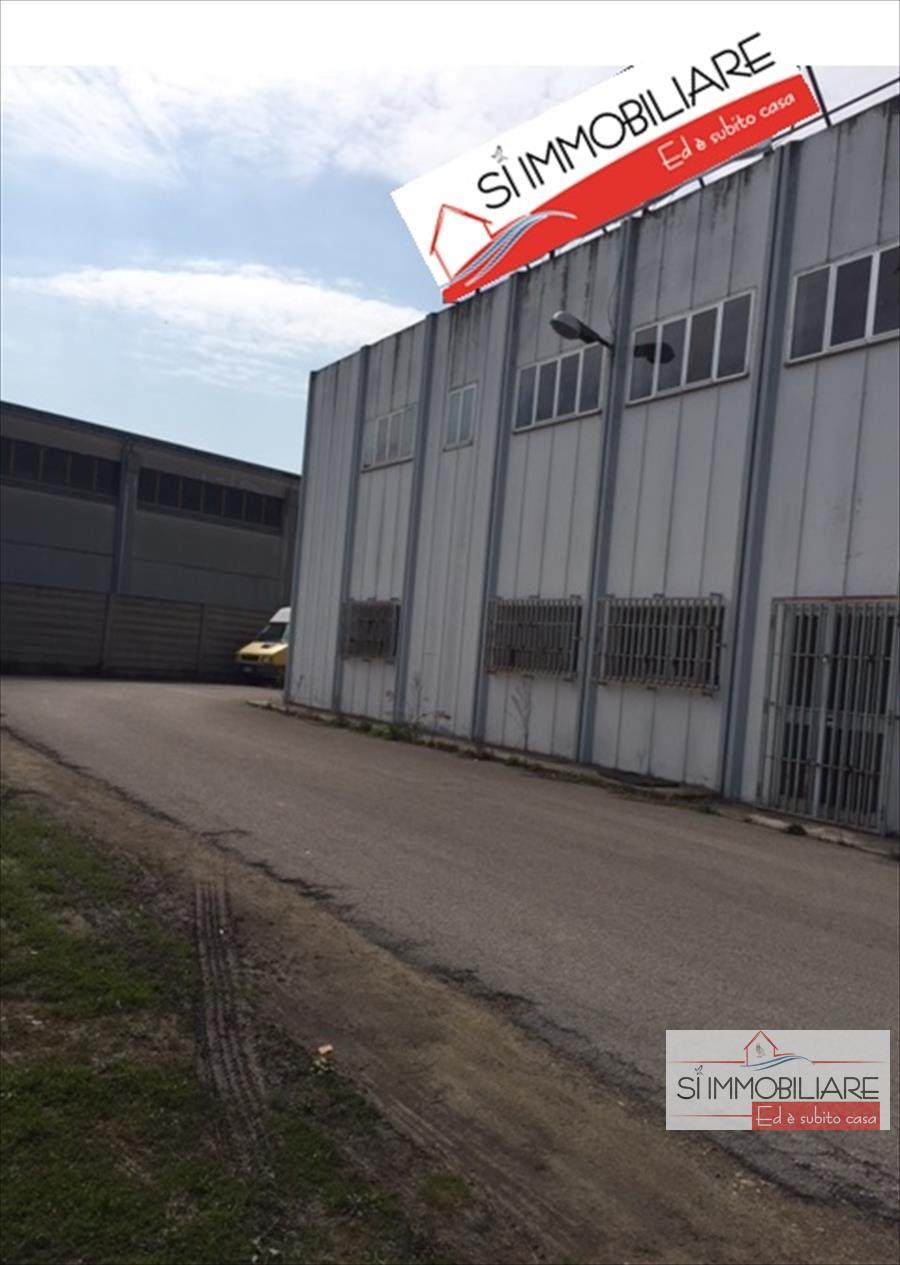 Capannone in vendita a Silvi, 5 locali, prezzo € 1.500.000 | CambioCasa.it
