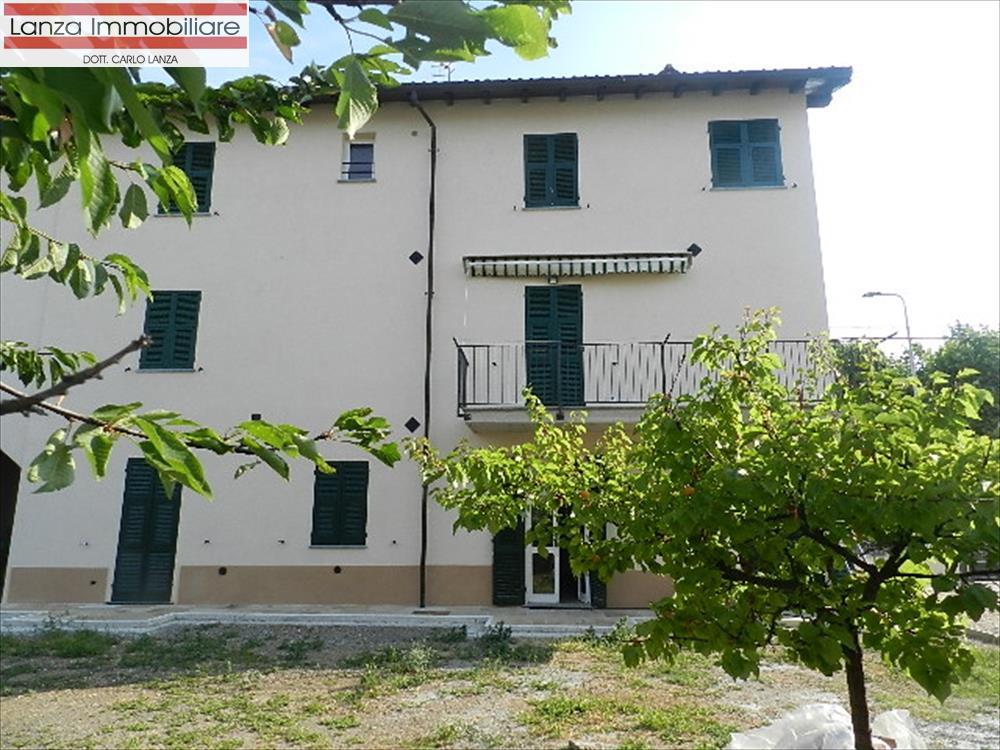 Appartamento in affitto a Capriata d'Orba, 2 locali, prezzo € 350 | Cambio Casa.it