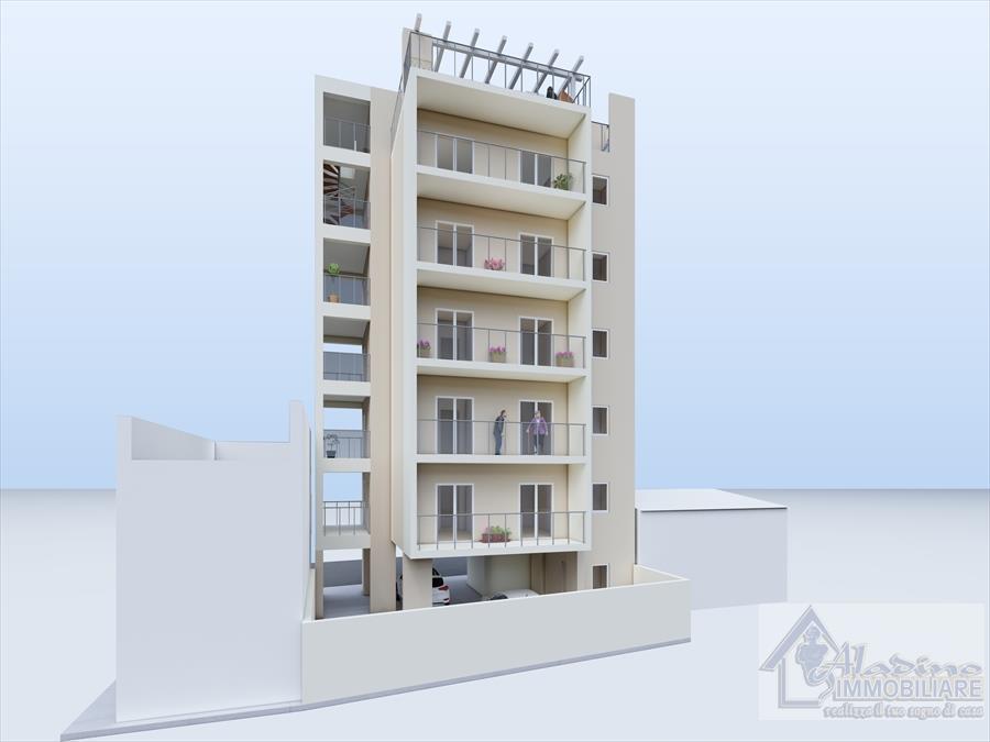 Appartamento in vendita a Reggio Calabria, 3 locali, prezzo € 125.000 | CambioCasa.it