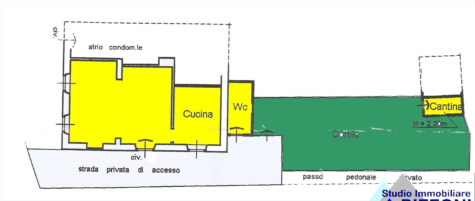 Appartamento in Vendita Cogorno