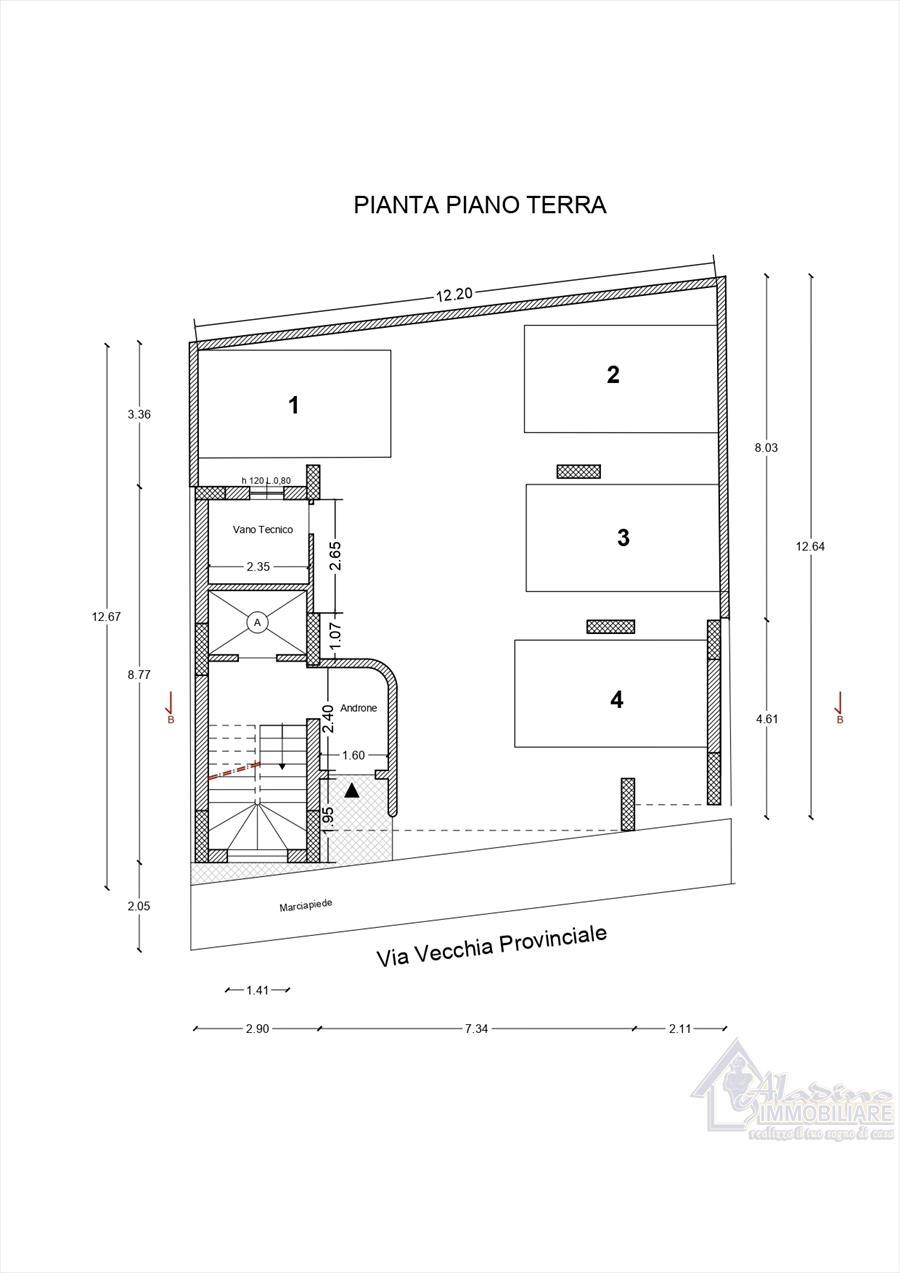 Attico/Mansarda Reggio di Calabria 432