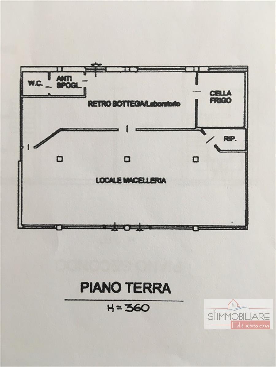 Attività / Licenza in affitto a Silvi, 9999 locali, Trattative riservate | CambioCasa.it
