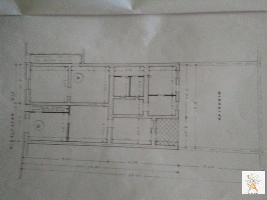 Appartamento in vendita a Erice, 5 locali, prezzo € 70.000 | CambioCasa.it