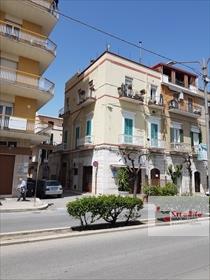Subito prima dell'estramurale (tratto compreso tra Via Ruvo ed il Viale della Stazione Bari - Nord)