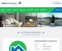 Modello sito web immobiliare - TMP023