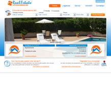 Modello sito web immobiliare - TMP004