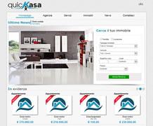 Modello sito web immobiliare - TMP015