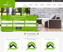 Modello sito web immobiliare - TMP022