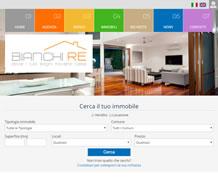 Modello sito web immobiliare - TMP019